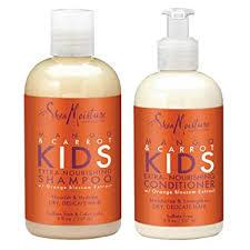 SheaMoisture Mango & Carrot <b>KIDS</b>, Extra-Nourishing, <b>Shampoo</b>