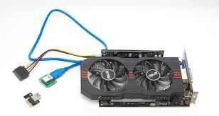 Переходник <b>mini PCI</b>-<b>E</b> to <b>PCI</b>-<b>E</b> X16 + Assassin`s Creed IV ...