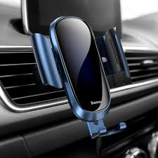 <b>Baseus Future Gravity</b> Car Mount Holder Aluminum Alloy Free ...