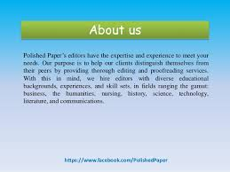professional essay editing Millicent Rogers Museum Professional essay editing services by polishedpaper Professional Essay Editing Services by Polishedpaper https