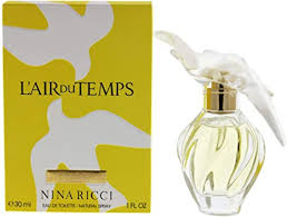<b>Nina Ricci Lair</b> Du Temps Eau de Toilette Spray for Women, 1 Oz ...
