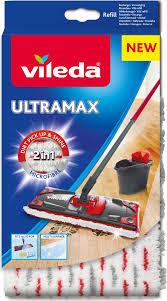Сменная <b>насадка для швабры Vileda</b> Ультрамакс — купить в ...