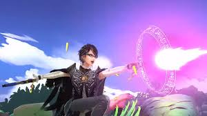 Image result for super smash bros wii u bayonetta