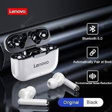 New Original <b>Lenovo LP1 Wireless</b> Bluetooth Headset V5.0 Touch ...