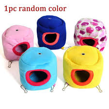 Bed Toys Small Cage Parrot Winter <b>Rabbit</b> Animal <b>Squirrel Cute</b> Pet ...