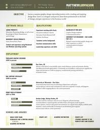 stunning examples of creative cv resume ultralinx 14 stunning examples of creative cv resume