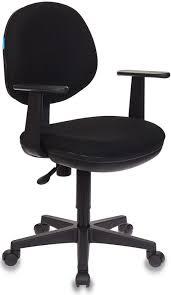 <b>Офисное кресло Бюрократ CH-356AXSN</b>/B (черный)