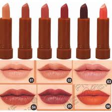 Hasaya girl 6 pcs mini lipstick <b>set</b> with mirror   Shopee Philippines