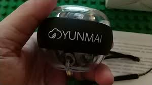 <b>YUNMAI Wrist Ball Arm</b> Training Tool - YouTube