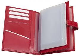 <b>Бумажник</b> для паспорта и водительских <b>документов с</b> карманами ...