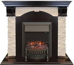 <b>Каминокомплект Real Flame DUBLIN Lux</b> + Irvine 24 купить в ...