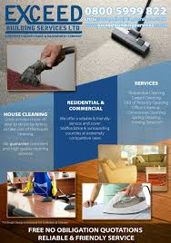 exceed building services external cleaning