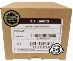 IET <b>Lamps</b> - Genuine <b>Original Replacement Bulb</b>/<b>lamp</b> with OEM ...