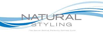 <b>NATURAL STYLING</b> PRODUCT RANGE