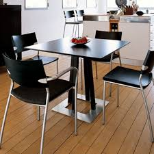 Contemporary Black Dining Room Sets Metal Glass Dining Room Sets Metal Butcher Block Portable Kitchen