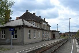 Wesenberg railway station
