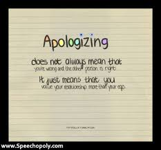 Apology Quotes Pictures, Images, Photos