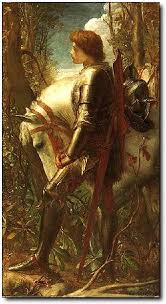 Image result for knight painting