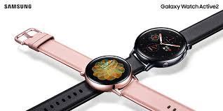 Премьера: <b>Умные часы Samsung Galaxy</b> Watch <b>Active</b> 2 ...
