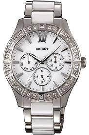 Женские кварцевые наручные <b>часы Orient SW01004W</b> ...