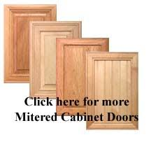 unfinished kitchen doors choice photos: replacement mitered kitchen cabinet doors