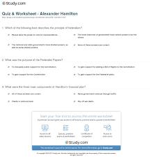 quiz worksheet alexander hamilton com print alexander hamilton federalist founder worksheet
