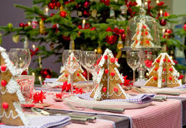 Holiday Dining Room Decorating 65 Adorable Christmas Table Decorations Decoholic