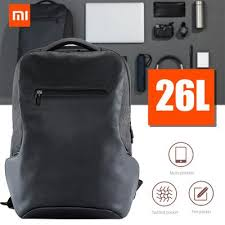 Xiaomi <b>Mi</b> Unisex Waterproof Minimalist <b>Urban Backpack</b> Leisure ...