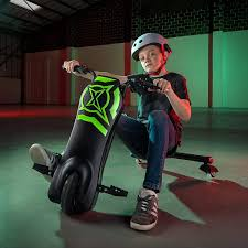 Xootz <b>Kids</b> Typhoon <b>Electric</b> Power <b>Drift</b> Trike