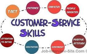customer service skills list customer service skills examples