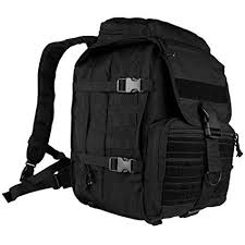 Fox Outdoor Products Flanker Assault Pack, Black ... - Amazon.com