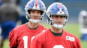 Pat Shurmur says there's no QB controversy, confirmed Eli Manning ...