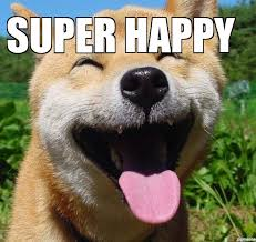 Happy Dog - WeKnowMemes Generator via Relatably.com