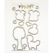 Jane's Doodles PATTERNS Clear Stamp Set 743436 | Cool ...