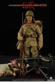 <b>1/6 World war</b> II Japanese Army Soldier Action <b>Figure</b> Model ...