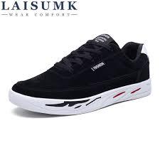 2018 <b>LAISUMK</b> Mens <b>Casual Shoes</b>,Man Spring Autumn Style Flats ...