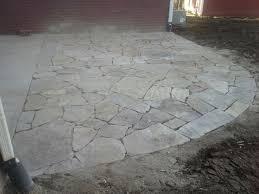 flagstone patio bd  ideas about flagstone patio on pinterest stone patios patios and flag