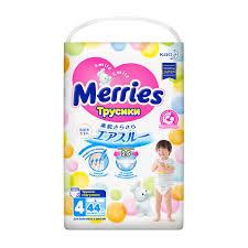 <b>Подгузники</b>-<b>трусики Merries</b> - купить <b>подгузник</b>-<b>трусик</b> Мерис ...