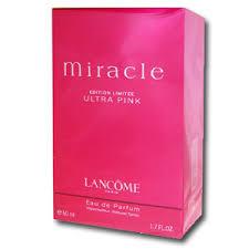 Аромат <b>Lancome Miracle Ultra Pink</b> Women, туалетная вода ...