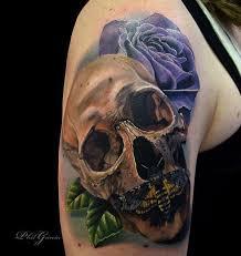 125 Kick-Ass <b>Skull</b> Tattoos For <b>Men</b> & Women - Wild Tattoo Art
