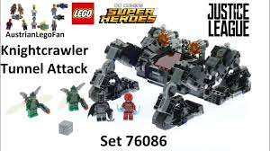 <b>Lego Super Heroes 76086</b> Knightcrawler Tunnel Attack - Lego ...