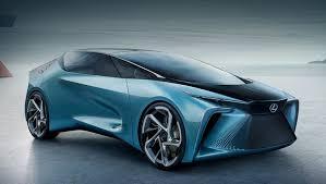 Шоу-кар <b>Lexus</b> LF-30 заглянул в будущее <b>электромобилей</b> ...