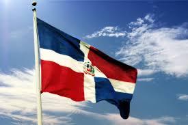 Resultado de imagen para bandera dominicana ultrajada