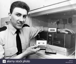 police officer stephen fleming one of the interview room tape police officer stephen fleming one of the interview room tape recorders at jarrow police station