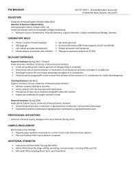 resume undergraduate sample customer service resume resume undergraduate resume and cover letter writing for internships sample resumes from career services spring 2012