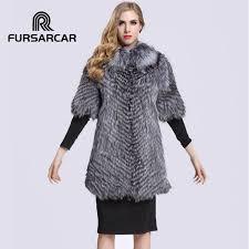 Click to Buy << <b>FURSARCAR</b> Real <b>Fur</b> Coat Size S-8XL Material ...