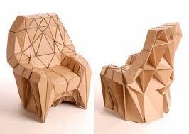 radiolarian cardboard furniture cardboard furniture