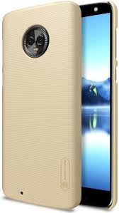 for Motorola Moto G6 <b>Case</b>,<b>Nillkin</b> [with Screen <b>Protector</b>] Frosted