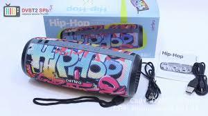 <b>Perfeo HipHop</b> - портативная <b>колонка</b> с <b>Bluetooth</b> - YouTube