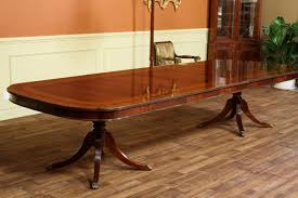 wide dining table easy